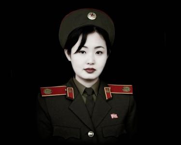 DPRK guard
